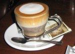 café de columbia kávézó macchiatone