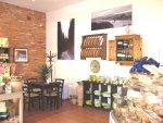 Toscana Gusto kávézó belső tér