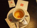 illy espresso sötét pörkölésű pod krém