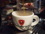 lamborghini espresso italiano pod csapolás