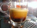 molinari deccafeinato koffeinmentes pod csapolás