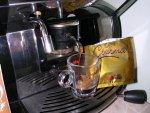 molinari java pod kávé csapolás