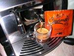molinari kenia arabica podos kávé csapolás