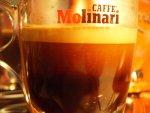 molinari kenia arabica podos kávé krém