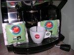 pascucci easy espresso koffeinmentes pod csapolás