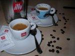 illy espresso fekete dobozos eszpresszó