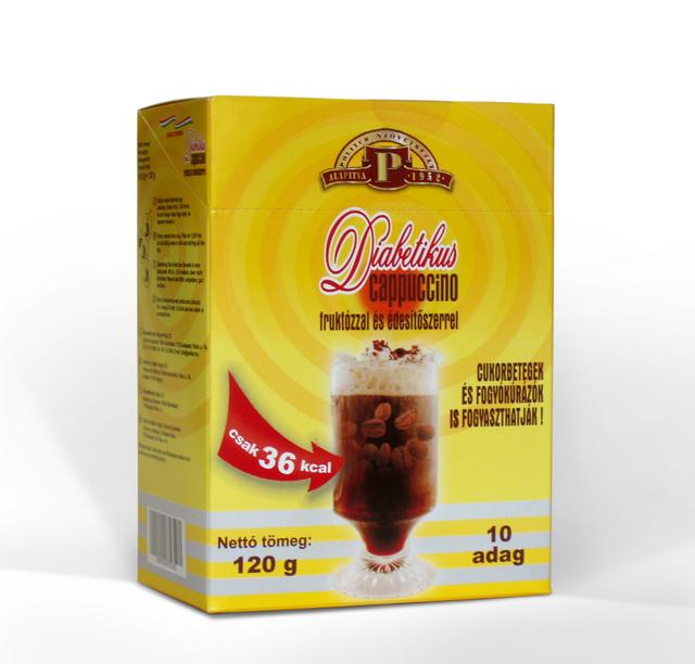 diabetikus cappuccino