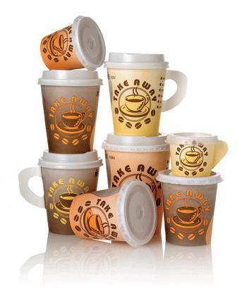 papírpoharak kávéhoz és forró italokhoz