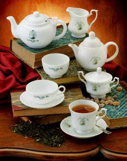 la via del té teás csészék