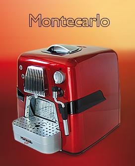 maranello caffé montecarlo kávégép