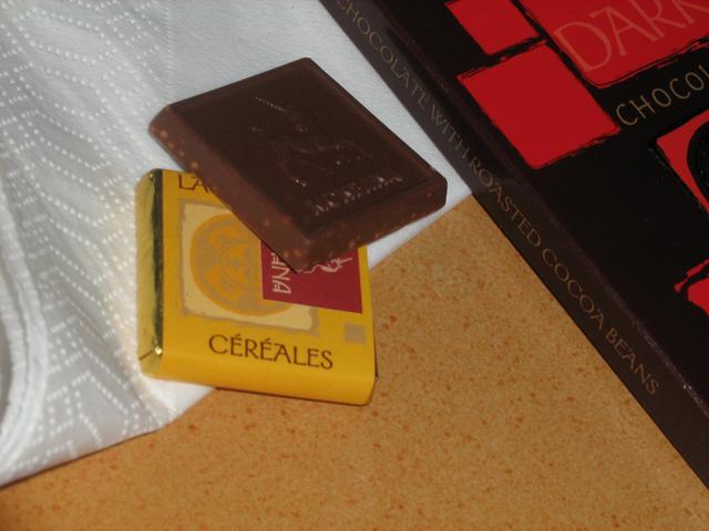 monbana csokoládék