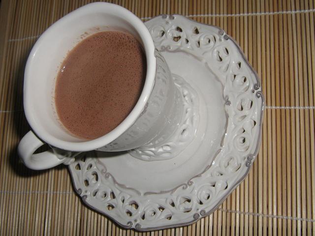 monbana narancsos forró csokoládé