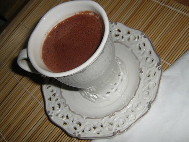 Parisien forró csokoládé