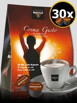 martello kávékapszula csomag