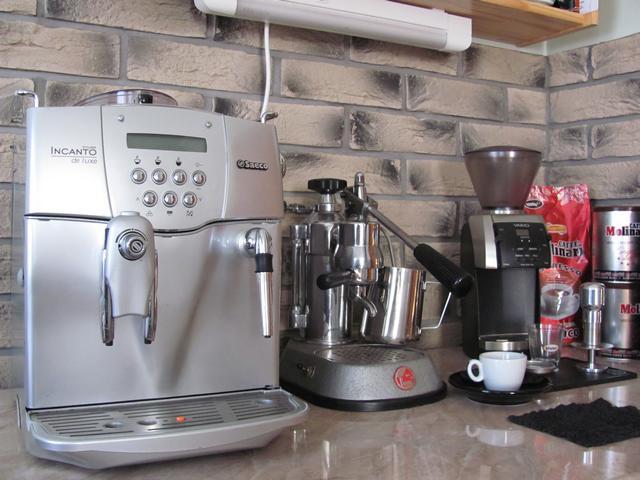 automata kávégépek tesztje incanto de luxe