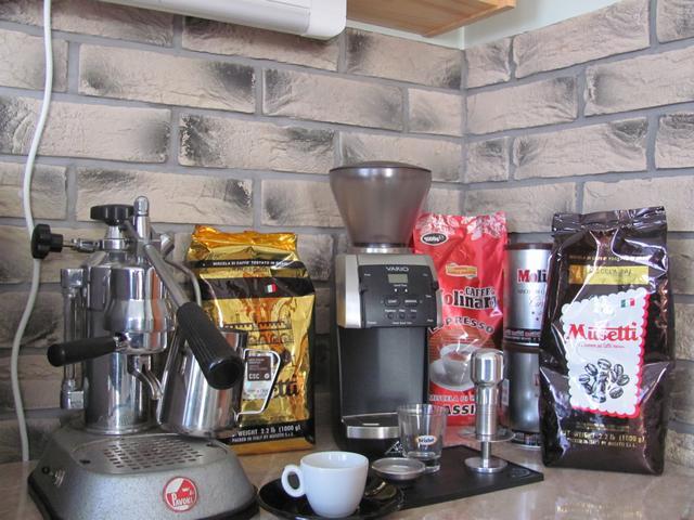 automata kávégépek tesztje la pavoni europiccola