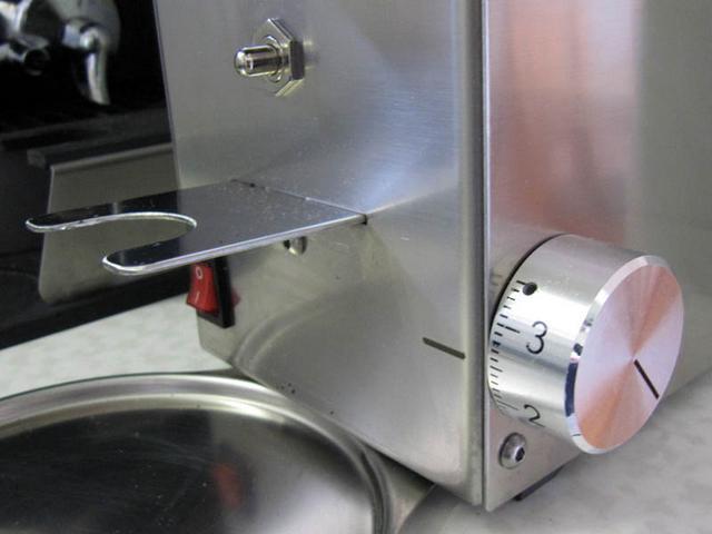 bezzera bb005 kávédaráló időzítő beállító gomb