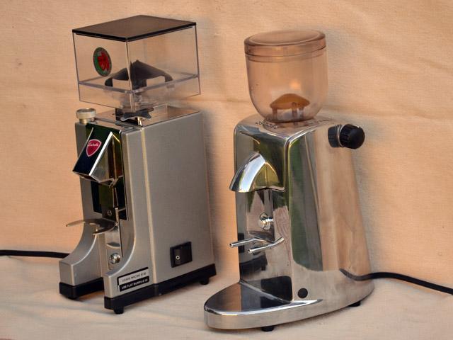 eureka mignon kávédaráló bemutató