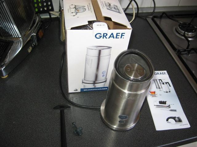 graef tejhabosító készülék bemutató
