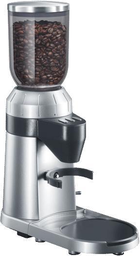 graef CM 90 kávédaráló bemutató