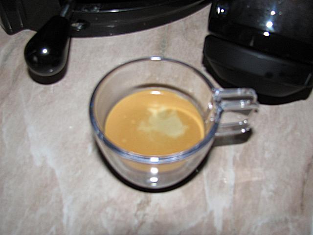 handpresso wild espresso szűrő krém