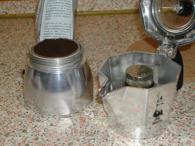 bialetti brikka kávéfőző
