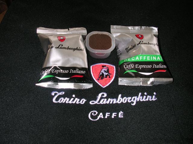 lamborghini opera kapszulás kávégép kávékapszulák