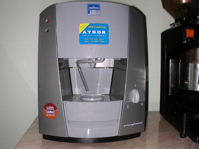 lavazza blue lb1000 kávékapszulás kávégép