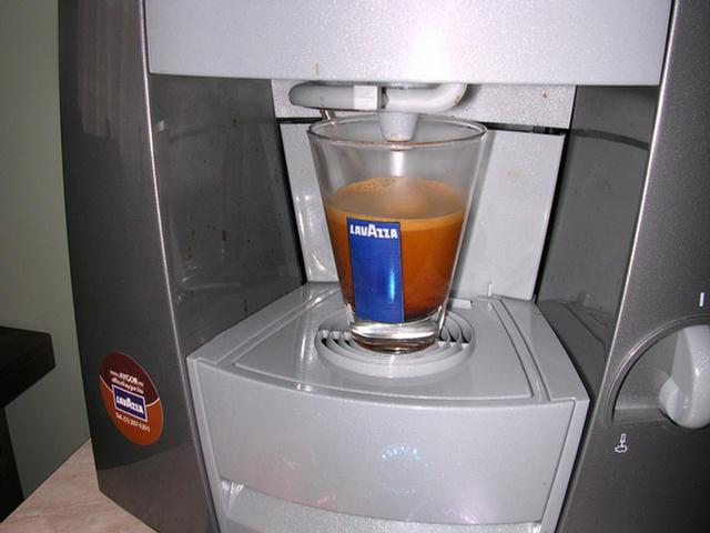 lavazza blue kávékapszula felturbózott krém