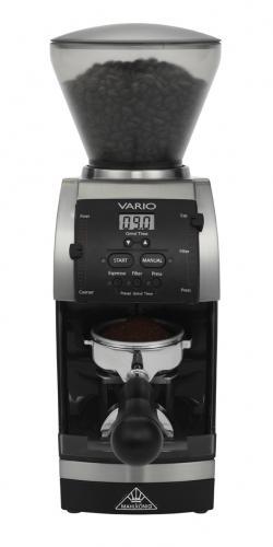 mahlkonig vario kávédaráló teszt dizájn