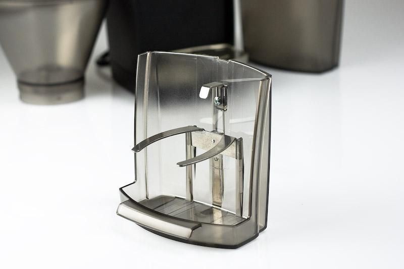 mahlkonig vario kávédaráló teszt szűrőtartó