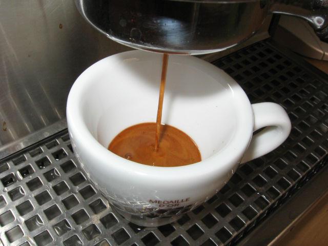 espresso kávéfőzőgép