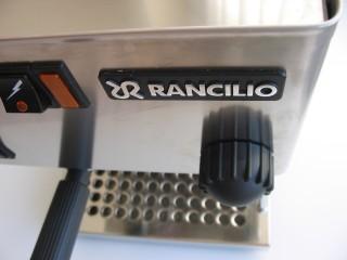rancilio silvia kávéfőző működése