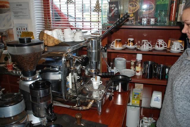 il moretto kávé kis éd nagykereskedés kávékészítés