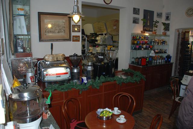 il moretto kávé kis éd nagykereskedés üzletbelső