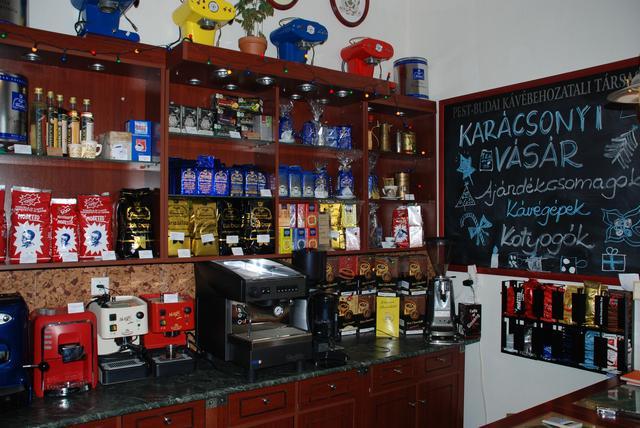 il moretto kávé kis éd nagykereskedés kávék