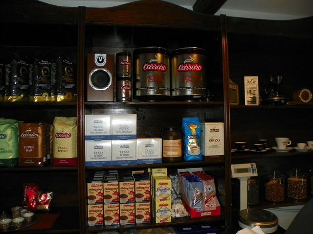 a kávé háza belső berendezés