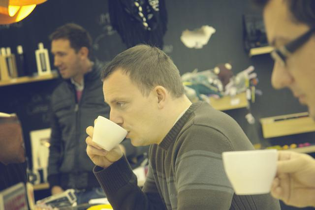 printa kávézó budapest luigi és sid kóstol