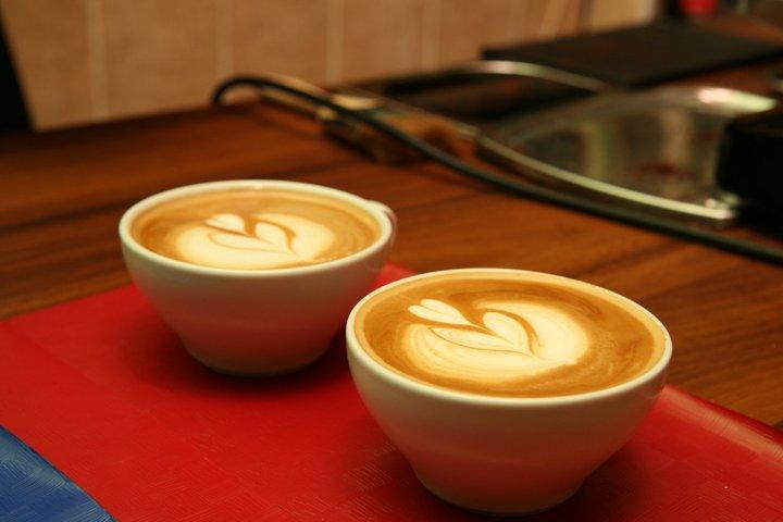 gramm prix latte art verseny győztes minta
