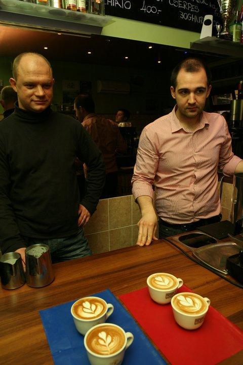 gramm prix latte art verseny pontozás