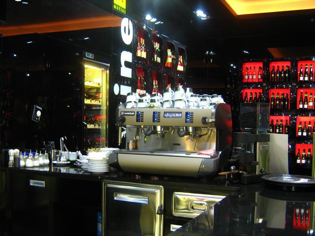 bookcafe kecskemét kávézóteszt kávégép