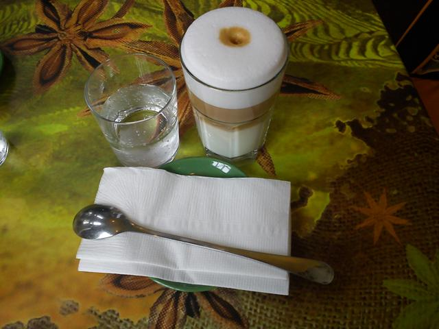 cafe frei bibliotheca kecskemét latte