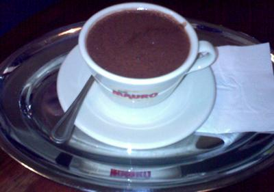 hadik kávéház forró csoki