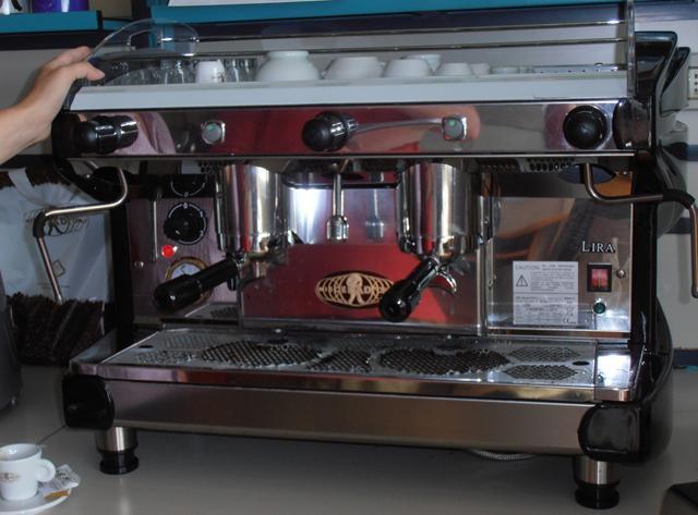 miscela d'oro kávépörkölő kávégép