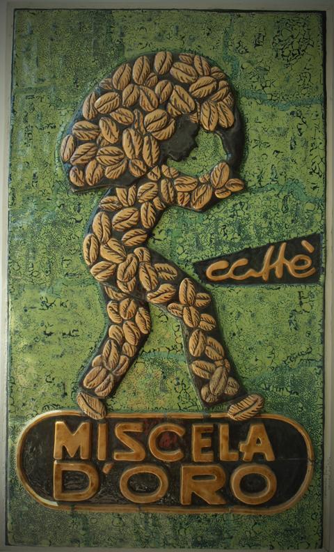 miscela d'oro kávépörkölő látogatás