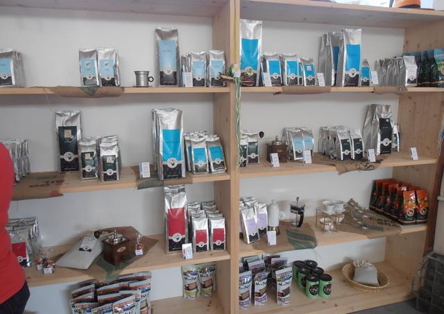 kávépörkölő murnau shop