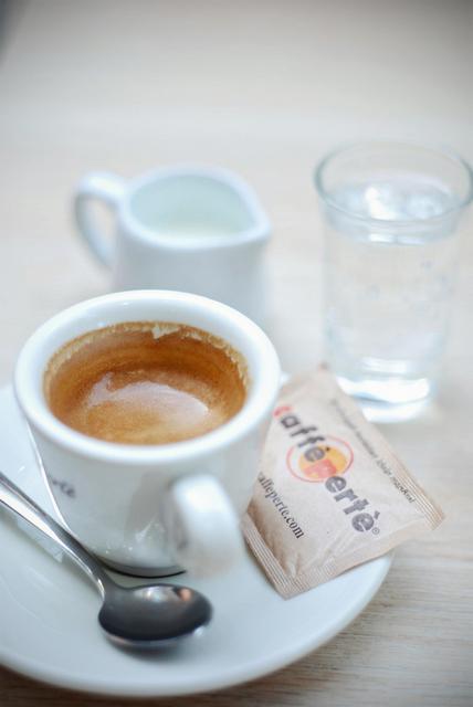 negresco kávézó teszt eszpresszó