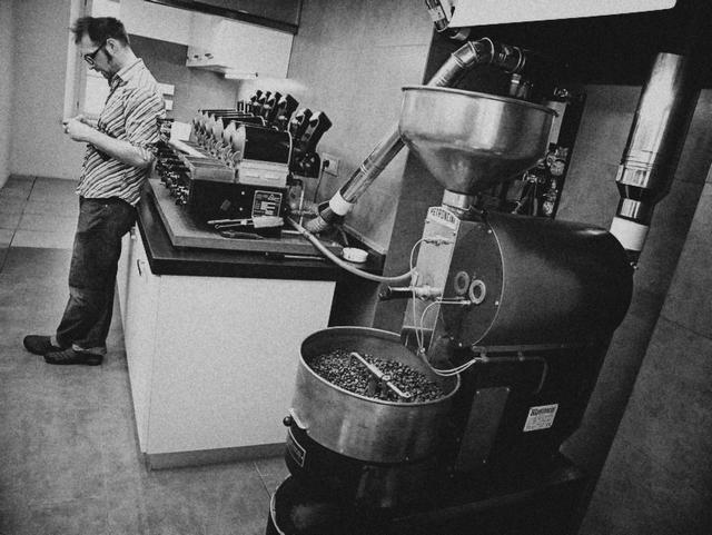 kávépörkölők