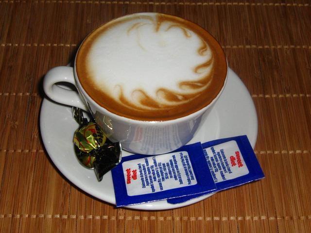 vincent bar & pastry kávézó teszt kapucsínó