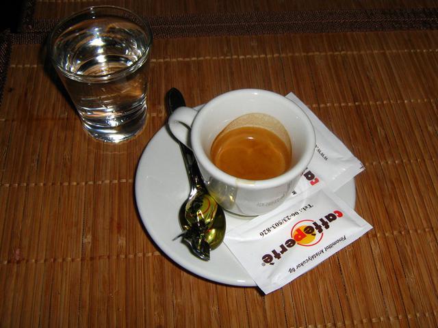 vincent bar & pastry kávézó teszt risztrettó